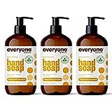 Everyone Hand Soap: Meyer Lemon and Mandarin, 12.75 Ounce, 3 Count - Packaging May Vary