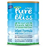 Pure Bliss by Similac Infant Formula, Modeled After Breast Milk, Non-GMO Baby Formula, 1.99 Pound (Pack of 1)