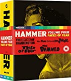 Hammer: Volume Four: Faces of Fear [Blu-ray]