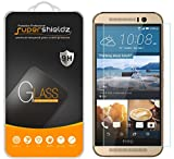 Supershieldz for HTC One M9 Tempered Glass Screen Protector, Anti Scratch, Bubble Free