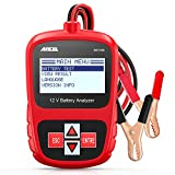 ANCEL BST200 Car Battery Tester 12V 100-1100 CCA Automotive Bad Cell Load Test Tool Digital Analyzer Tester for Car Truck Motorcycle SUV Boat and More