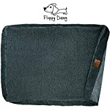 Floppy Dawg Universal Dog Bed Cover Replacement Gray XL