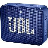 JBL GO2 - Waterproof Ultra Portable Bluetooth Speaker - Blue