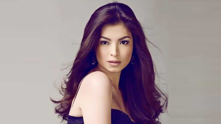 1.Angel Locsin