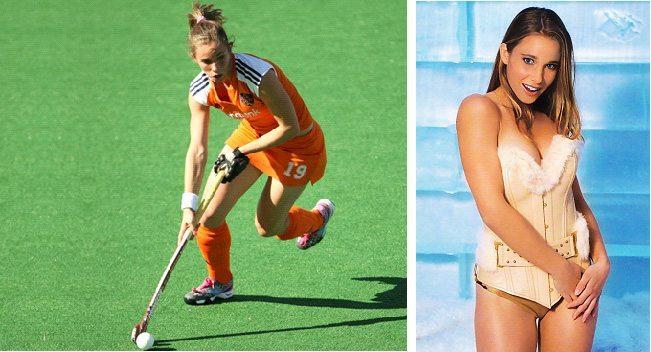 2. Ellen Hoog (Hockey)