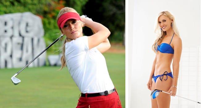 4. Blair O'Neal (Golfer)