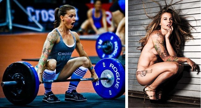 8. Christmas Abbott (Crossfit)