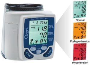 3. Ozeri BP2M CardioTech Premium Series