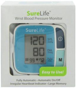 4. SureLife 860211 Blood Pressure Monitor