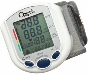 7. Ozeri BP01K CardioTech Pro Series Digital Blood