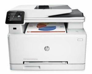 1. HP Color LaserJet Pro MFP M277dw Printer