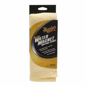 1. Meguiar's X2000 Water Magnet Microfiber Drying Towel