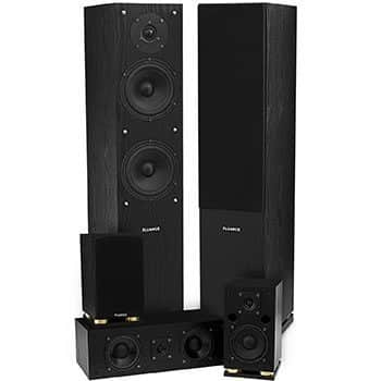 Top 10 Best Home Theater Speakers 2016-2017