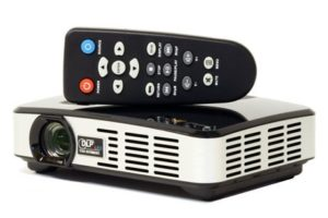10. IncrediSonic Pico Projector Vue Series PMJ-500 3D DLP