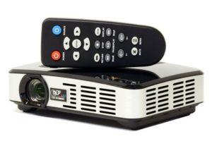 10. IncrediSonic Pico Projector Vue Series PMJ-500 3D DLP