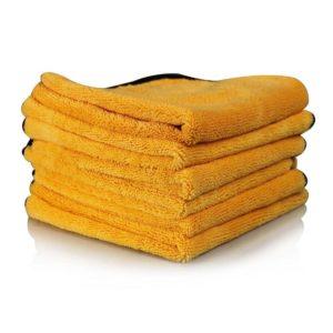 2. Chemical Guys Professional Grade Premium Microfiber Towel