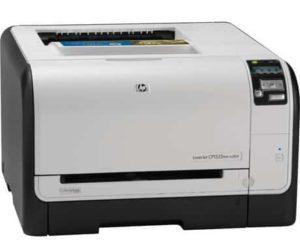 2. HP LaserJet Pro CP1525nw Color Printer