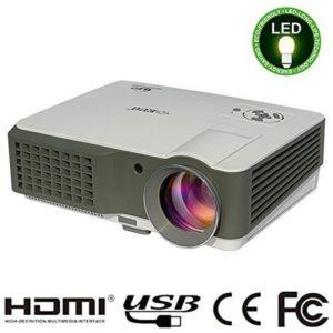 3. EUG LCD TV Video Projector 1080p 3D