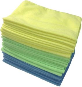 3. The Zwipes Microfiber Cleaning Cloths