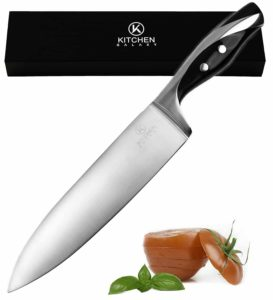 Top 10 Best Chef Knives In 2018