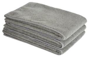 4. Multi-purpose Microfiber Cloth