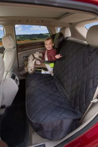5. The Rear Car Seat Cover