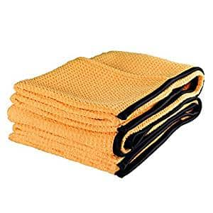 6. Griot's Garage Micro Fiber Drying Towel