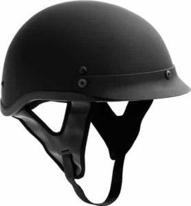 7. Fuel Helmets SH-HHFL66 HH Series Half Helmet