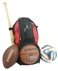 7. K-Cliffs Basketball Backpack