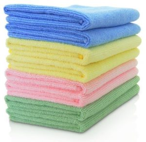 7. The VibraWipe Cleaning Cloths