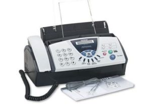 9. Brother Fax Machine FAX-575