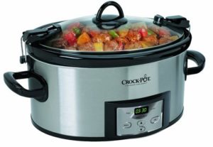 1. Crock-Pot SCCPVL610-S