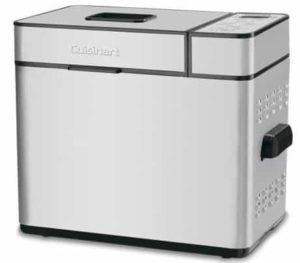 1. Cuisinart CBK-100 2-Pound Programmable Breadmaker