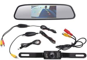 1. E-best Car Rear View Camera