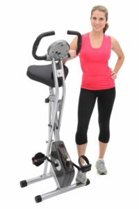 1-exerpeutic-folding-magnetic-upright-bike-with-pulse