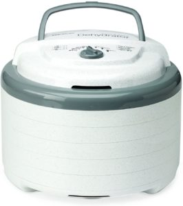 1. NESCO FD-75A Snackmaster Pro Food Dehydrator