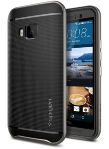 1. Spigen Neo Hybrid Case For HTC One M9