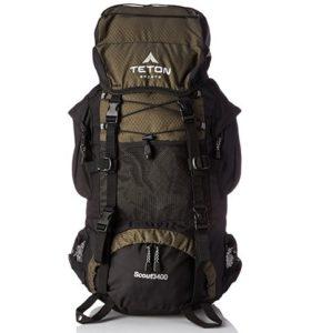 1. Teton Sports Scout3400