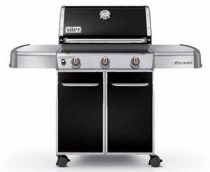 1. Weber Genesis 6511001 E-310 637-Square-Inch