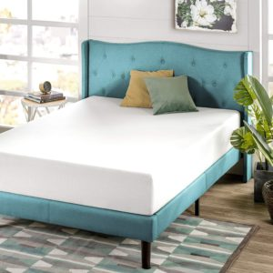 1. Zinus Green Tea Memory Foam Mattress