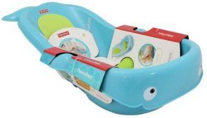 2. Fisher-Price Precious Planet Whale of a Tub