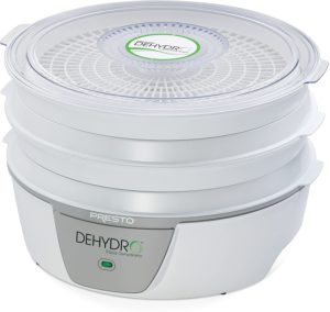 2. Presto 06300 Dehydro Electric Food Dehydrator