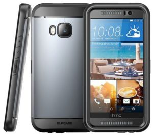 2. Supcase HTC One M9 Cover