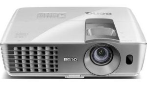 3. BenQ W1070 1080P 3D Home Theater Projector