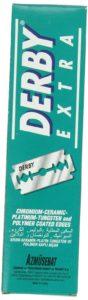 3. Derby Extra Double Edge Razor Blades