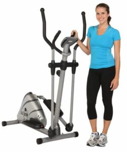3. Exerpeutic 1000Xl Heavy Duty Magnetic Ellipticals with Pulse