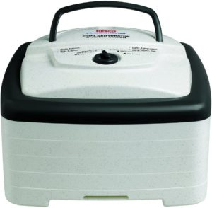 3. Nesco American Harvest FD-80 Square-Shaped Dehydrator