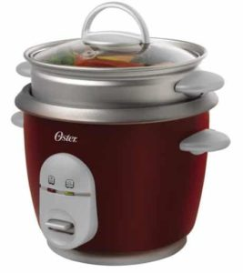 3. Oster 4722 Rice Cooker And Steamer