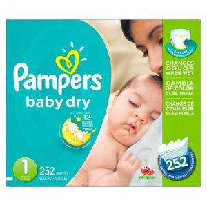 Top 10 Best Baby Diapers In 2020
