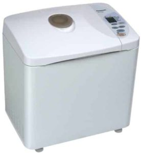 3. Panasonic SD-YD250 Automatic Bread Maker with Yeast Dispenser